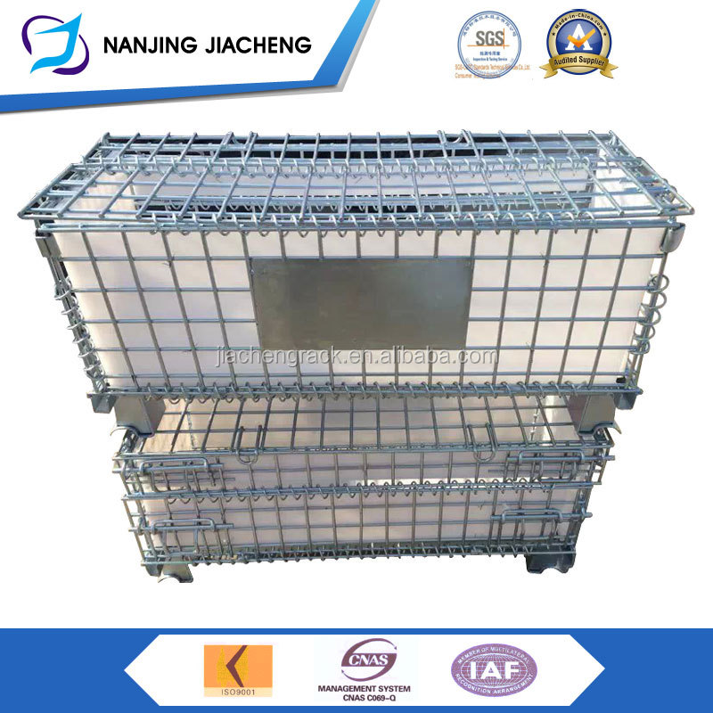 popular steel cage with lid