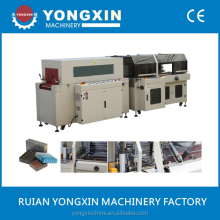 POF Film Notebook No Gap Shrink Wrapping Seal Machine