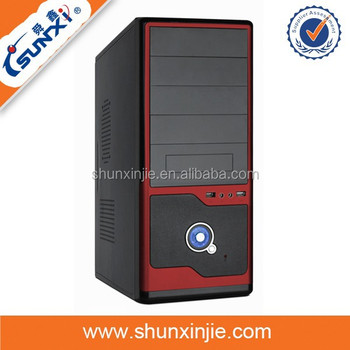 elegant pc computer case best full tower four cd-room computer case