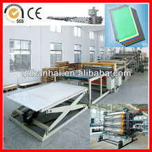 wpc/pvc board extrusion line/plastic machinery/extruding machine