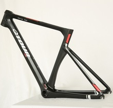 Aerodynamic design Chinese carbon road frame BB86 on sales