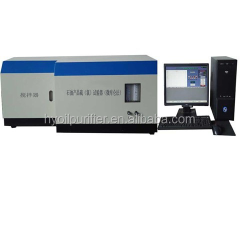 GD-0253 Coulometric Sulfur and Chlorine Analyzer