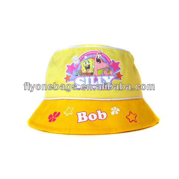 Kids fisherman hat