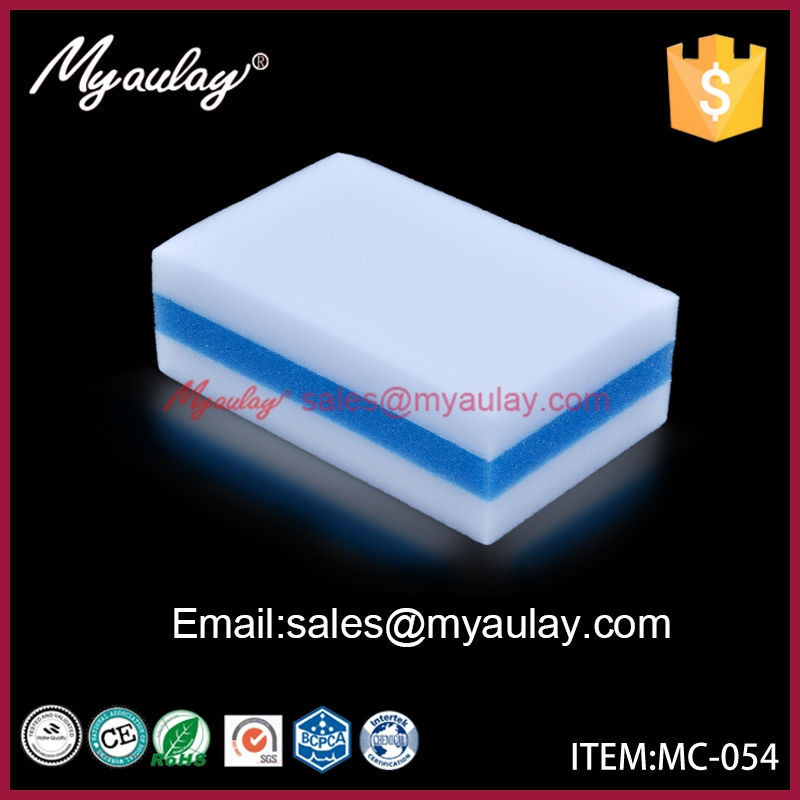 (MC-054) whiteboard eraser sponge with magic ink remover for melamine sponge