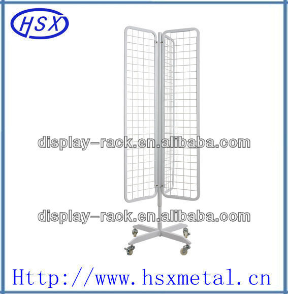 display stand for sale /exibition stand /supermarket goods shelf HSX-S132