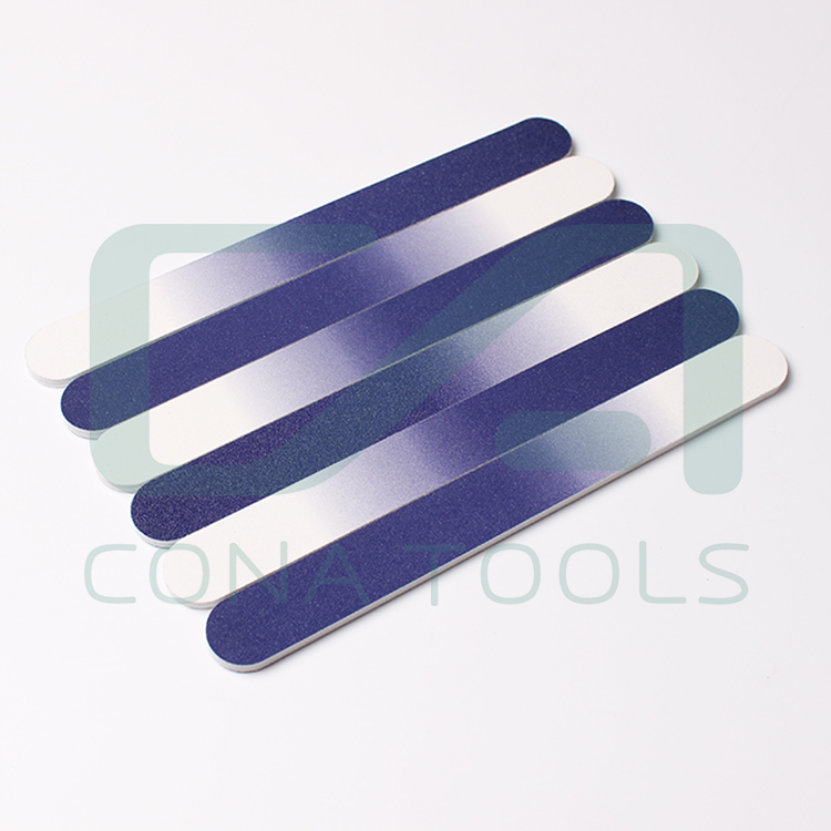 Factory supply nail files emery board