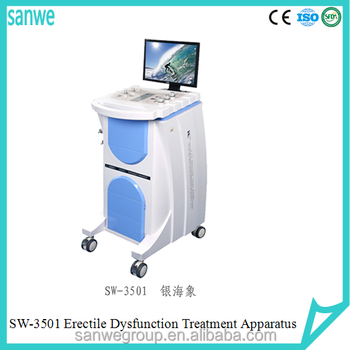 SW-3501 Silver Warlus Machine, Premature Ejaculation Instrument, Male Sexual Dysfunction