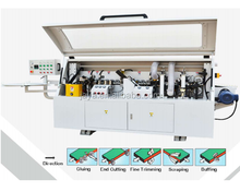 MF50G Full automatic multi functions pvc edge banding machine
