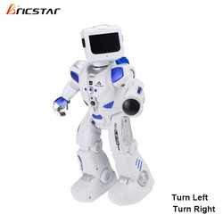 New product water driven rc intelligent robot toy, electric voice dancing robot for kids