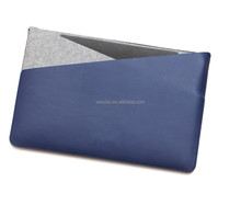 PU leather Cover Computer Case for Ipad air Macbook