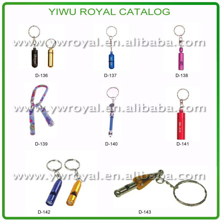 Factory Sale Whistle Camping Plastic Sport Whistle