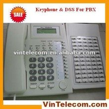 Keyphone for PBX with 60 key phone DSS keys