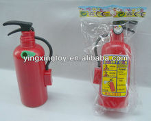 plastic small fire extinguisher toy water gun