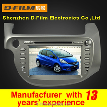 7 inch navigation for honda accord car dvd player with gps