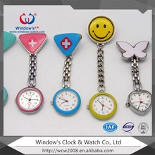 Fashional Nurse Watch Smiling face Pocket watches