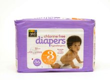 baby diaper, a big help for busy mommy