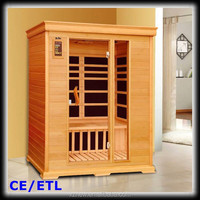 High quality outdoor sauna steam room