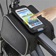 Portable Outdoor Bicycle Front Bag Travel Bag Cycling Pouch bag