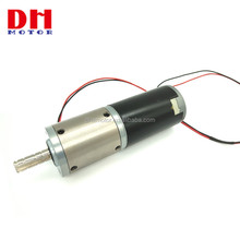 High Torque 24 v dc Motor With Gearbox