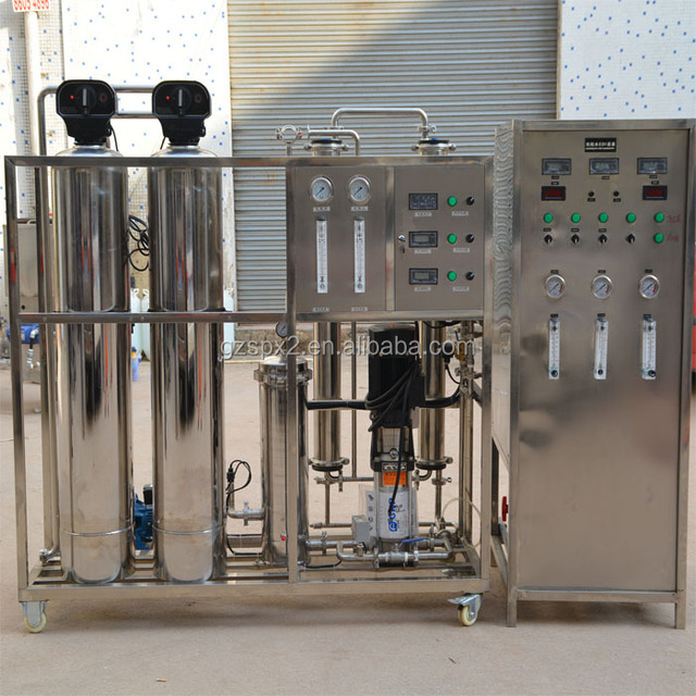 SPX RO Water Purifier,Water Treatment Plant With Price For Cosmetic, Pharmacy, Food, Chemical Plant