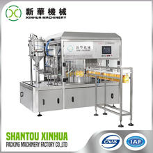 ZLD Filling and capping pouch machine prices packaging yogurt automatic