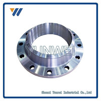 DIN 2633 304L 316L Standard GOST Forged DN10-DN2000 WN Stainless Steel Pipe Flange