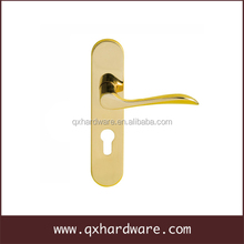 High Quality Mortise brass Lock Door Handle