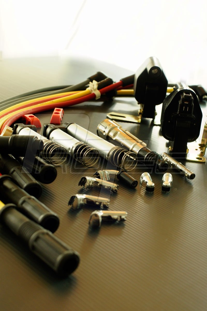 Ignition Wire Components,