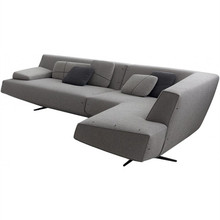 New sitting system sofa and bed Jean-Marie Massaud Sydney sofa for Poliform 2016