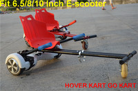 Alibaba express two wheel 6.5 8 10 inch hover kart outdoor go kart electric scooter hoverkart