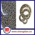 SUJ-2 G60 15.875mm bearing steel ball for bearings