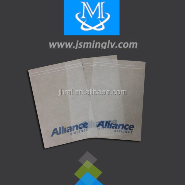 Non-woven bus/airline/high speed Airline Headrest Cover