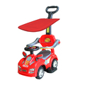 Hot Sale Baby Push & Pedal Ride On Car With 360 Degree Easy Steering Wheels