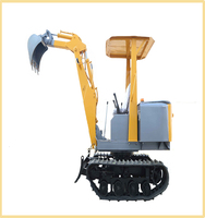 Best Price New Cheap 2 Ton Small Mini Wheel Crawler Excavator for sale