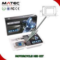 Factory directed moto hid xenon slim kit from Matec motorcycle light