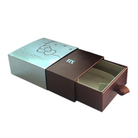 Drawer Box Luxury Matte Sliding Drawer