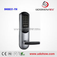 2014 high security high quality irevo gateman digital door lock manufacture(DH-8331YH)