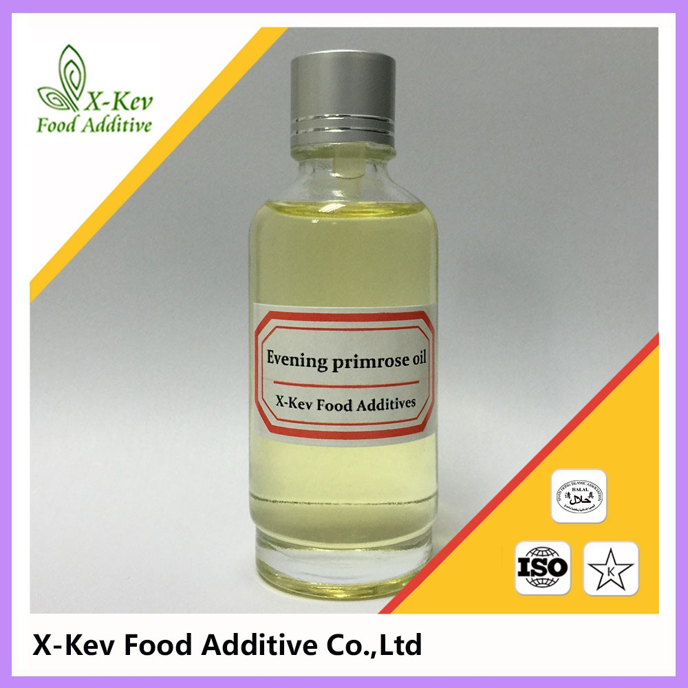bulk natural food/cosmetic grade evening primrose oil