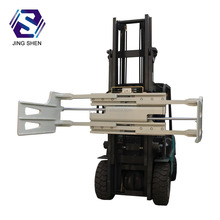 Forklift lifting attachment nonstandard bale clamps with class 3