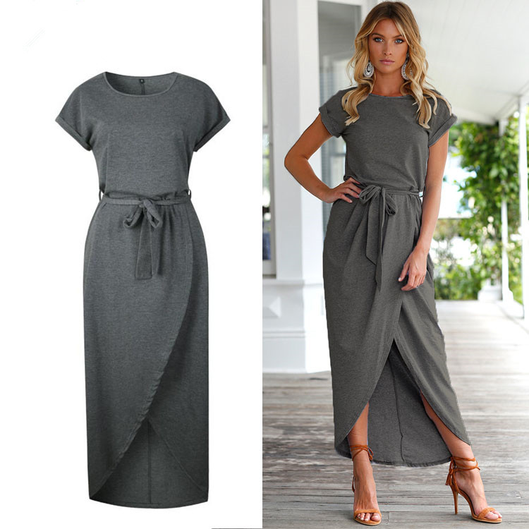 Wholesale Plus Size Summer Casual Style Western Dresses Name In ...