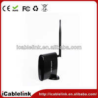 2014 New product 2.4GHz wireless anglog video transmitter long distance 350m Wireless AV Transmitter