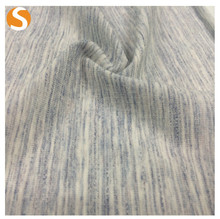 Hot sell yarn dyed cotton viscose jersey fabric