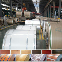 fast installation corrugated roof steel tile/ brick color at different model