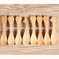 QS brand new product Whoelsale cheap mini healthy olive wood spoon