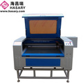 High efficiency and energy saving laser machinery co2 leather laser cutting machine for belts/men leather shoes