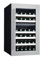 New style free standing Compressor Wine Coolers / Cellars / Refrigerators 38 bottles dual zone