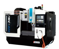 4 Axis CNC Milling Machine VMC 850 CNC Vertical Machining Center
