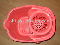 high quality plastic mop strainer bucket 906C