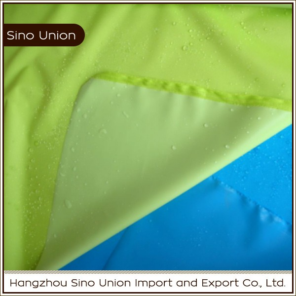 waterproof color can choose make-to-order fabric for outdoor banner and flag use