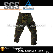 Wholesale Hot Training Custom Design Unisex Military Pants From China Manufacture